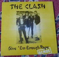 The Clash - Give 'Em Enough Rope Demos